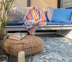 Welche ist die beste Wandfarbe im Flur? – WOHNKLAMOTTE Outdoor Sofa, Outdoor Furniture, Outdoor Decor, Ikea Hack, Home Decor Styles, Interior Design, House, Creativity, Vanilla