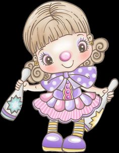 Clown Party, Circus Party, Kawaii, Candy Colors, Princess Peach, Decorative Pillows, Clip Art, Kitty, Drawings