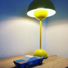 Tak til vores kunde for dette flotte billede. Ser ud til at Blu Racer74 har fundet sig godt til rette 🚙💡 #boliginteriør #boligindretning #boliginspiration #designinspiration #candylabtoys #vintagedesign #drengelegetøj #legetøj #trælegetøj Tak, Mid-century Modern, Mid Century, Table Lamp, Design Inspiration, Home Decor, Table Lamps, Decoration Home, Room Decor