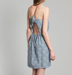 Sessun Sky Flow Spring Sun Dress on sale at L'Exception