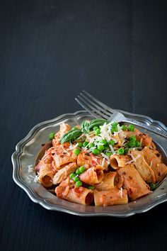 Creamy & Spicy Chicken Rigatoni - Cooking Classy It's what's for dinner tonight here at Mama V's!!!