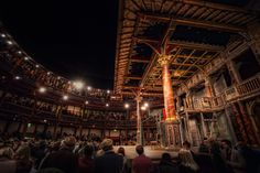 Midnight Hamlet at The Globe