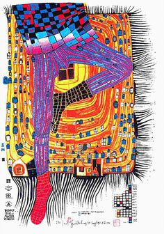 Welcome to Landau Fine Art and Landau Contemporary at Galerie Dominion, where Masters of the century meet European masters of the future. Friedensreich Hundertwasser, Retro Art, Whimsical Art, Installation Art, Impressionism, Home Art, Art For Kids, Basel 2015, Contemporary Art