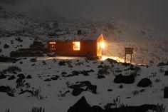 Iliniza Montain. Ecuador. So romantic spend a night there