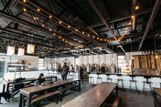 Batch Brewing Company : Curbed Detroit