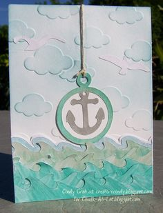 cre8ivecindy: Chalk Ah Lot nautical card