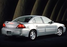 1999 pontiac grand am sedan