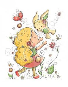 лоскутная мозаика: Иллюстрации Rachelle Anne Miller