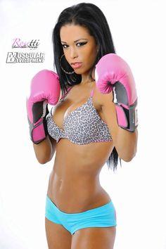 #IFBB Bikini Pro India Paulino - @iLuvHardbodies