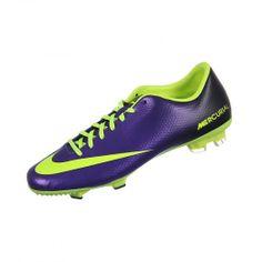 the best attitude fe92a 261e4 El calzado de fútbol para superficies firmes Mercurial Victory IV de Nike  para hombre está confeccionado para ganar en control y aceleración durante  el ...