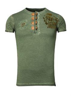 Damen Bluse Hemd Kurzarm Logo Urban Surface Stickerei Shirt Polo Figurbetont
