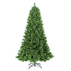 7 ft. Carson Cashmere Pine Christmas Tree at Menards®: 7 ft. Unlit Carson Cashmere Pine Christmas Tree