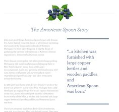 spoon website / quote
