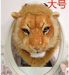 2017 3D Tiger Head Backpack Cartoon Animal Lion Bags White Women Men Casual Daypacks for Travelling Kids Bags Bolsas Hot Sale