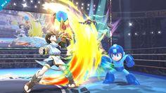 大乱闘スマッシュブラザーズ for Nintendo 3DS / Wii U:ピット