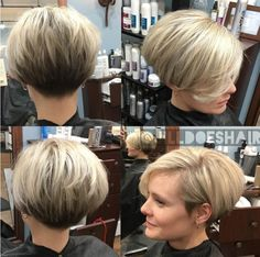 bob hairstyles with bangs over 50 60 Hottest Bob Hairstyles for Everyone! (Short Bobs, Mobs, Hottest Bob Hairstyles for Everyone! Pixie Bob Haircut, Bob Hairstyles With Bangs, Bob Haircuts For Women, Layered Bob Hairstyles, Classic Hairstyles, Short Bob Haircuts, Short Wedge Hairstyles, Undercut Pixie, Popular Hairstyles