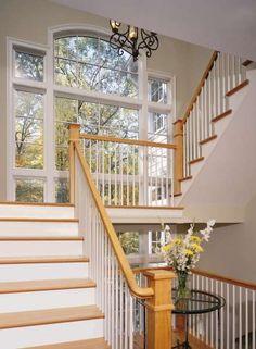Home Stairs Design & Remodeling | Potomac, Arlington, Bethesda, Fairfax, Chevy Chase, Gaithersburg, VA, MD | Natelli Homes