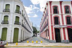 Edificios antguos en el centro de Caracas,Fotos: Google+