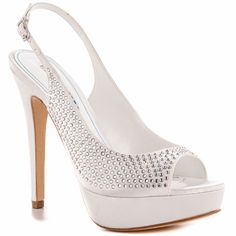 Glamour By David Tutera Bridal Shoes