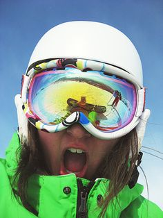 Im learning how to snowboard this year(: maybe today…