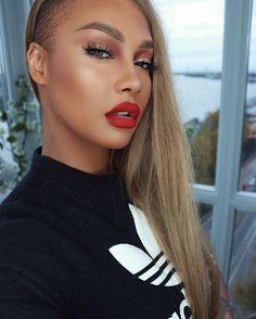 #colouredraine matte lipstick