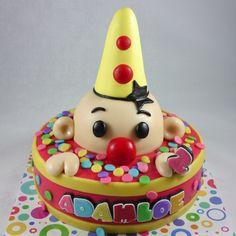 Kindertaarten gallerij   Annica's Cakes Babyshower, Birthday Cake, Desserts, Food, Tailgate Desserts, Deserts, Baby Shower, Birthday Cakes, Essen