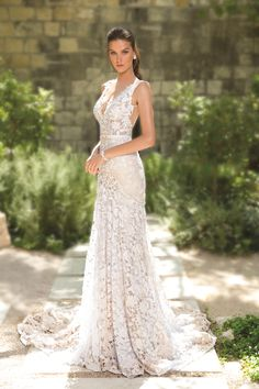 orabella style Feodora- now available at Nicole Bridal & Formal in Jenkintown, PA; 215-886-2333; www.nicolebridal.com