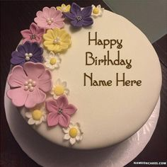 ruth name picture. Write your name on yummy cakes, beautiful necklaces and wishe cards. Birthday Cake Write Name, Birthday Wishes With Name, Birthday Cake Writing, Birthday Wishes Cake, Happy Birthday Name, Cute Birthday Cakes, Beautiful Birthday Cakes, Beautiful Cakes, Birthday Stuff