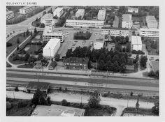 Oulunkylä 1983. Kuvaaja: Lari Nylund