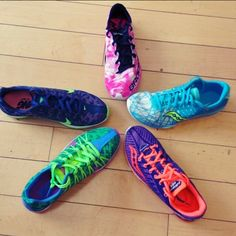 Running Shoe Guide - what's a cross country spike? or last? or heel-toe drop??