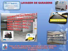 limpoalegre: LAVAGEM DE GARAGENS