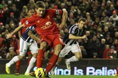 Gerrard's penalty kick was saved by Ben Foster