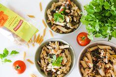As novas massasintegraisda Milaneza são uma boa opção para introduzirmos na nossa alimentação. Natural, saudável, acessível, variada e saborosa. Elas incluem fibra de aveia e fornecem mais benefícios para a nossa saúde, visto que são ricas emfibra, minerais e vitaminas em comparação com outras massas do mercadode trigo-duro. Esta também é uma boa opção para