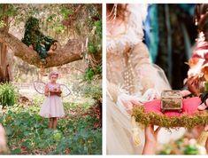 Tricia Fountaine Fairy Wedding 8