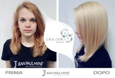 #decolorazione #bleaching #biondo #capelli #oxilockplasma #jeanpaulmynè