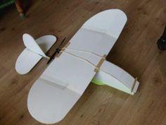 SMASH DRONE pusher monoplane.