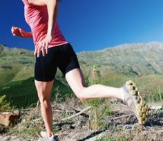 Learn the right terminology and way to train for your first trail race.