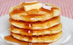 If you've been looking for the perfect pancake recipe, look no further. This is how pancakes are supposed to taste. This is how a pancake recipe should be – easy and delicious! Once you make homemade pancakes like these, you will never go back to the boxed mixes again. This recipe uses easy ingredients and …