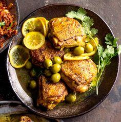 Casablanca Chicken Casserole