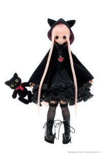 EX Cute 8th Series Witch Girl Chiika / Little Witch of the Heart (1/6 scale fashion doll) [JAPAN]