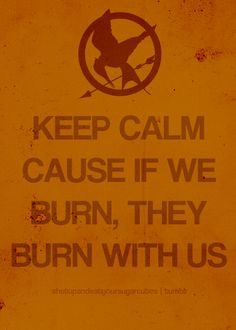 <3 The Hunger Games