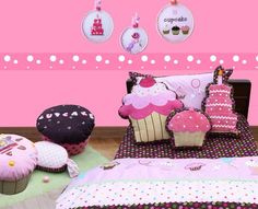 Cupcake Room Ideas : 1000+ ideas about Cupcake Room Decor on Pinterest ...