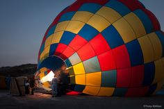 Temecula hot air balloon