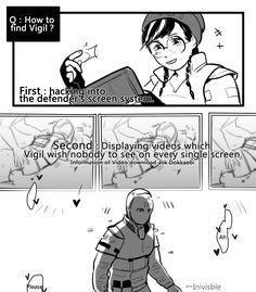 How to destroy Virgil 1
