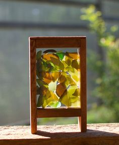 Freestanding Windowsill Kaleidoscope Suncatcher