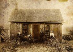 early mid 1800s Oil Springs Pioneers