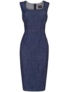 Phase Eight Ashlyn denim dress
