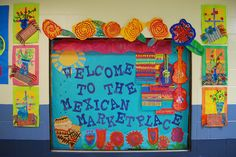 Mexican Bulletin Board   # Pinterest++ for iPad #