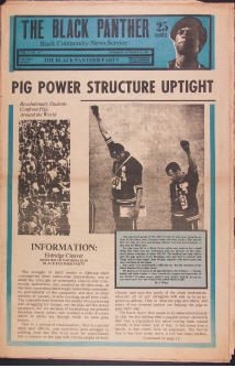 Black newspapers pictures | ... and culture database is the black panther party newspaper the black