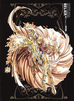 Mu de Aries. Caballeros Dorados. Sacred Saga. Saint Seiya Studio Future.